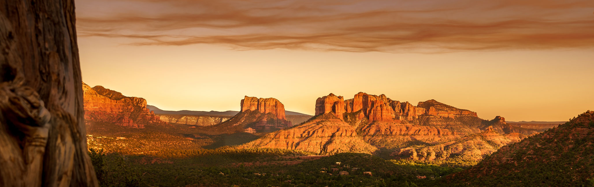 Concierge service to create custom Sedona Tour